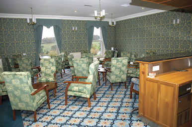 Dromantine Retreat and Conference Centre - Ireland - Residents Lounge